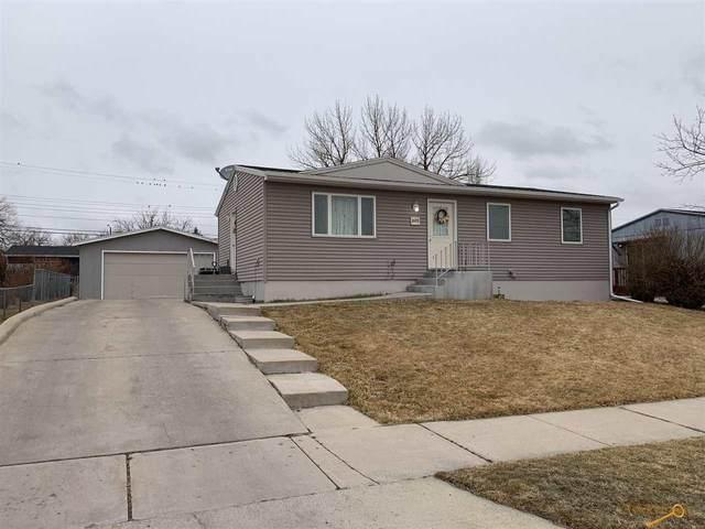 1601 Herman, Rapid City, SD 57701 (MLS #153415) :: Christians Team Real Estate, Inc.