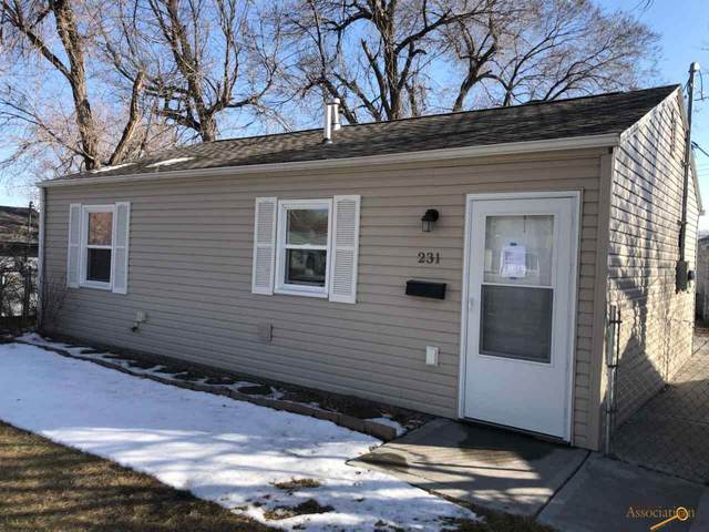 231 E St Patrick, Rapid City, SD 57701 (MLS #153423) :: Christians Team Real Estate, Inc.
