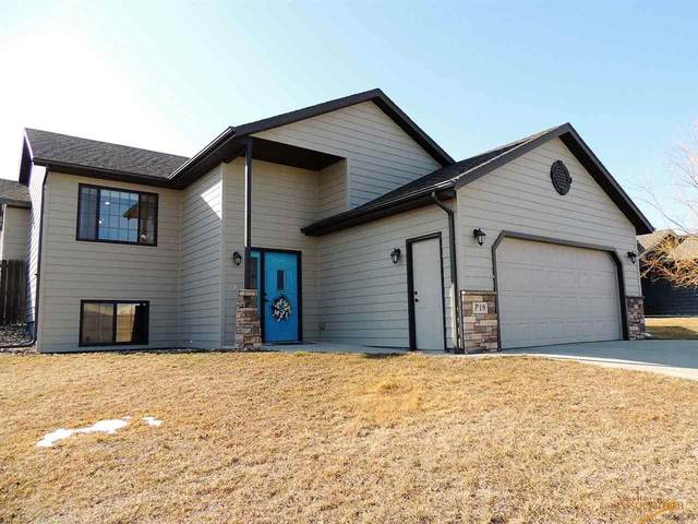719 Degeest, Rapid City, SD 57703 (MLS #153430) :: Christians Team Real Estate, Inc.
