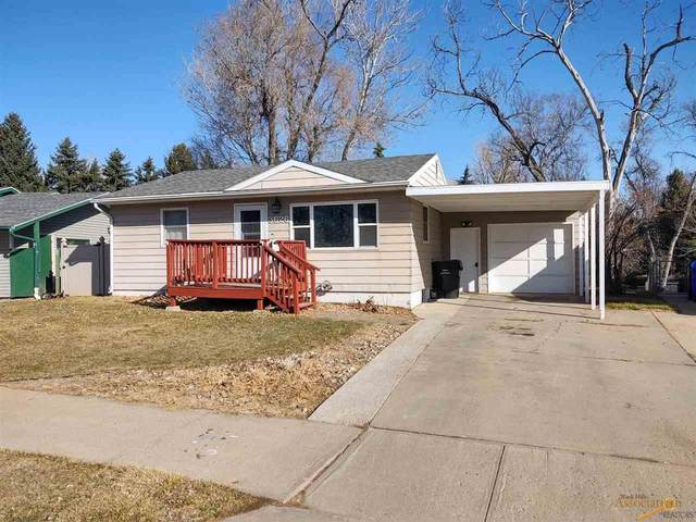 3626 Brookside Dr, Rapid City, SD 57702 (MLS #153439) :: Daneen Jacquot Kulmala & Steve Kulmala
