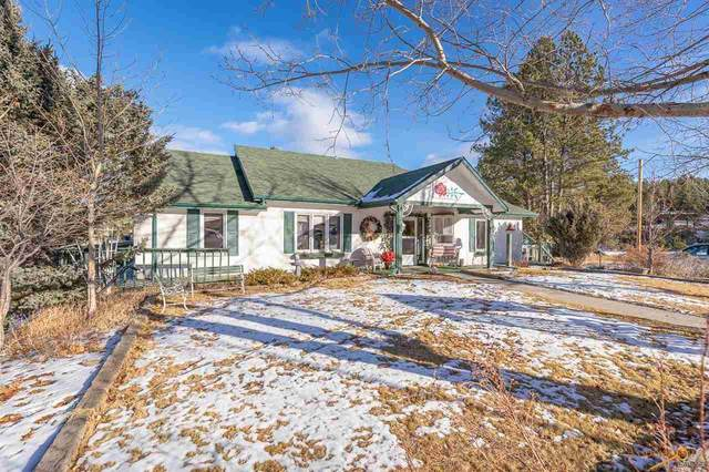 25234 Hwy 16 And 385 South, Custer, SD 57730 (MLS #153445) :: Heidrich Real Estate Team