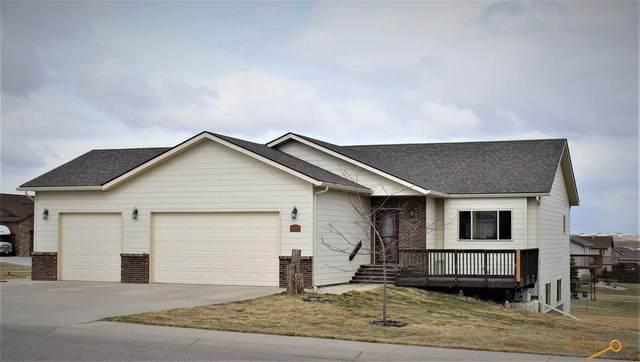 14826 Fox Trail, Box Elder, SD 57719 (MLS #153453) :: Dupont Real Estate Inc.