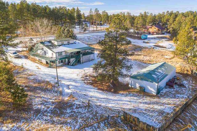 25234 Other, Custer, SD 57730 (MLS #153455) :: Heidrich Real Estate Team
