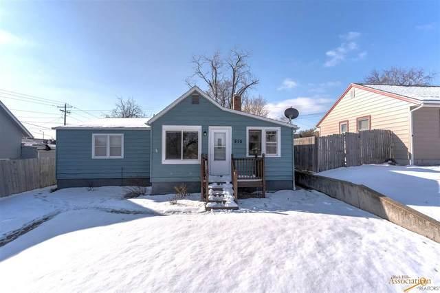 515 St Andrew, Rapid City, SD 57701 (MLS #153469) :: Christians Team Real Estate, Inc.