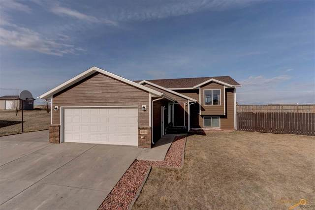 4314 Buddy Ct, Rapid City, SD 57703 (MLS #153470) :: Heidrich Real Estate Team