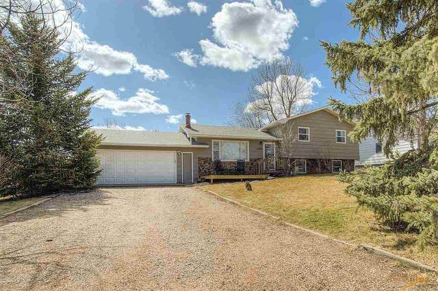 6003 Oak Ct, Black Hawk, SD 57718 (MLS #153477) :: Christians Team Real Estate, Inc.