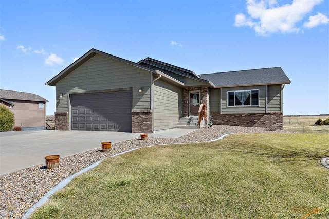 22724 Coyote Trail, Box Elder, SD 57719 (MLS #153483) :: Christians Team Real Estate, Inc.