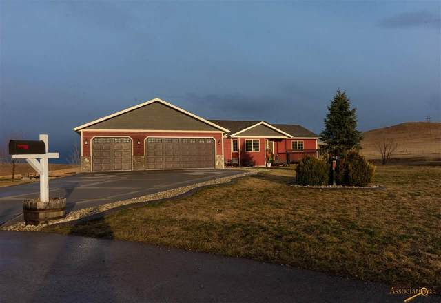 11540 Night Wind Ct, Rapid City, SD 57703 (MLS #153484) :: Dupont Real Estate Inc.