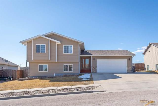 4923 South Pointe Dr, Rapid City, SD 57701 (MLS #153485) :: Christians Team Real Estate, Inc.
