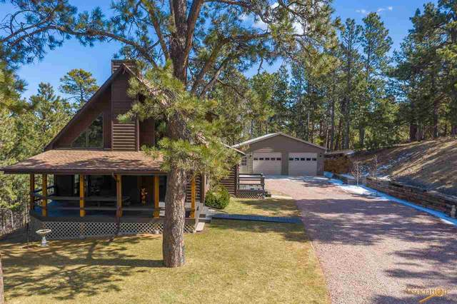 24400 Thovson Rd, Keystone, SD 57751 (MLS #153489) :: Black Hills SD Realty