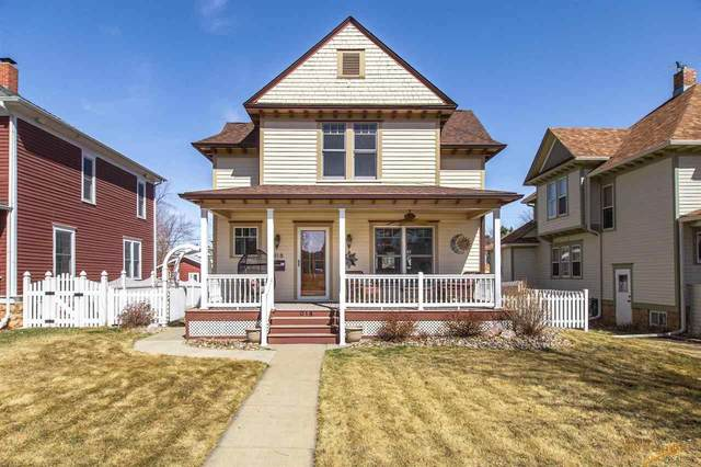 918 South, Rapid City, SD 57701 (MLS #153496) :: Christians Team Real Estate, Inc.