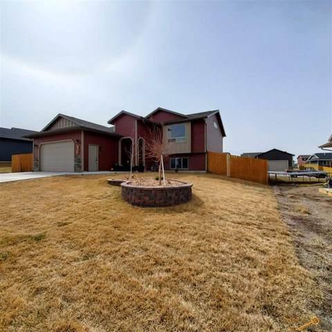 1203 Kodiak Pl, Box Elder, SD 57719 (MLS #153497) :: Black Hills SD Realty