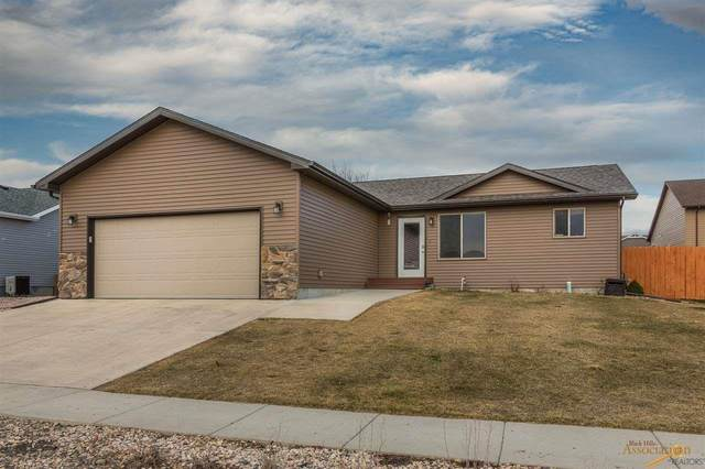 108 Savoy Circle, Rapid City, SD 57701 (MLS #153510) :: Christians Team Real Estate, Inc.