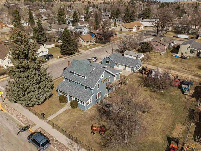 1502 Cedar, Sturgis, SD 57702 (MLS #153511) :: Heidrich Real Estate Team