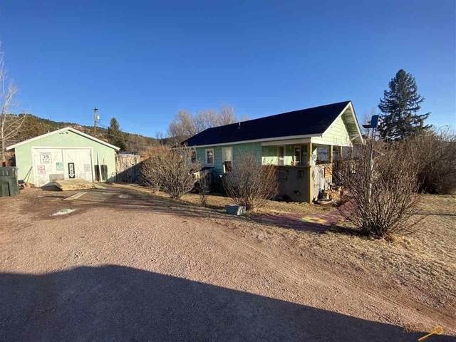 1329 Sherman St, Hot Springs, SD 57747 (MLS #153514) :: Black Hills SD Realty