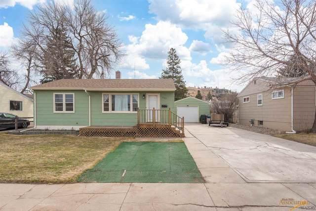 1722 Sheridan Lake Rd, Rapid City, SD 57702 (MLS #153526) :: Daneen Jacquot Kulmala & Steve Kulmala