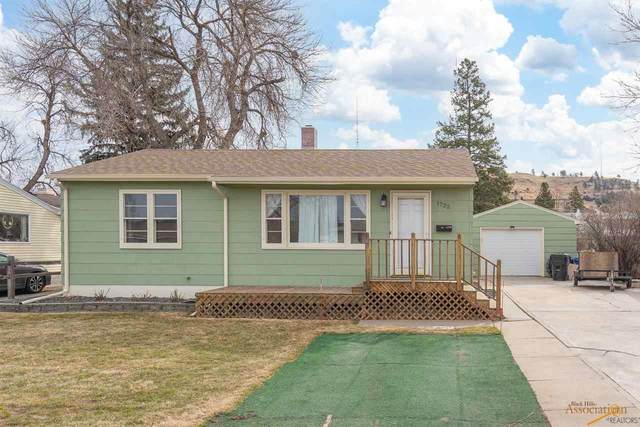 1722 Sheridan Lake Rd, Rapid City, SD 57702 (MLS #153527) :: Heidrich Real Estate Team