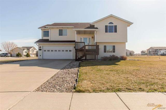 444 Daystar Rd, Box Elder, SD 57719 (MLS #153532) :: Heidrich Real Estate Team