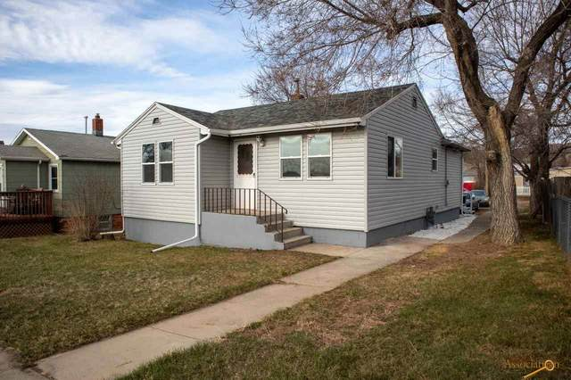1021 Haines Ave, Rapid City, SD 57701 (MLS #153538) :: Christians Team Real Estate, Inc.