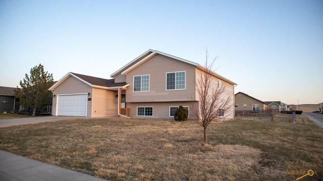 231 Freude Lane, Box Elder, SD 57719 (MLS #153574) :: Heidrich Real Estate Team