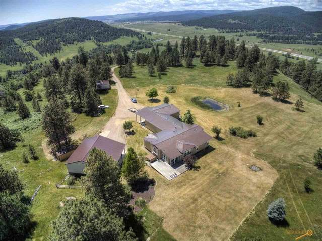 13018 Pleasant Valley Rd, Sturgis, SD 57785 (MLS #153586) :: Heidrich Real Estate Team