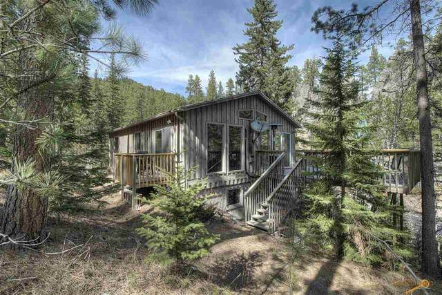 12273 Reno Gulch Rd, Hill City, SD 57745 (MLS #153598) :: Heidrich Real Estate Team