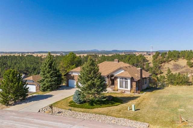 1348 Panorama Cir, Rapid City, SD 57701 (MLS #153619) :: Dupont Real Estate Inc.