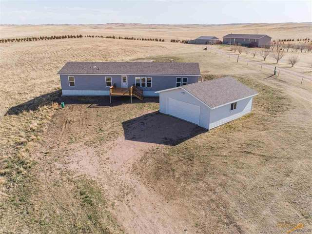15981 Pioneer Rd, New Underwood, SD 57761 (MLS #153620) :: Black Hills SD Realty