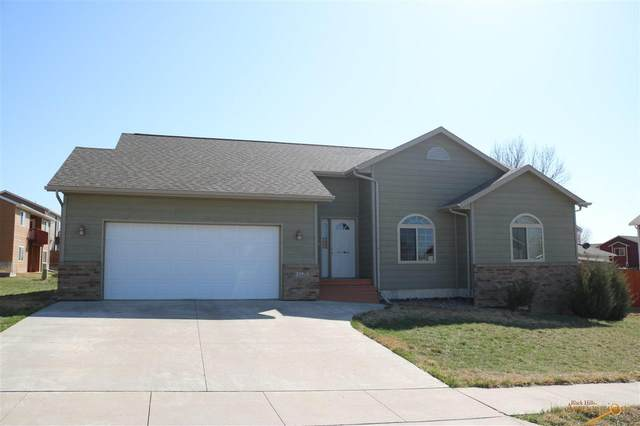 1220 Summerfield Dr, Rapid City, SD 57703 (MLS #153623) :: Christians Team Real Estate, Inc.