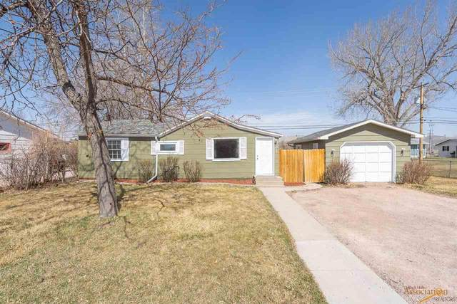 3218 Harmony Ln, Rapid City, SD 57702 (MLS #153628) :: Heidrich Real Estate Team