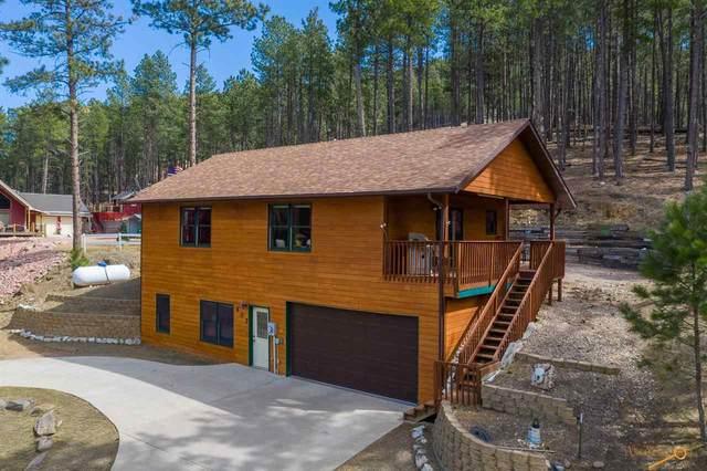 607 Columbia, Keystone, SD 57751 (MLS #153630) :: Heidrich Real Estate Team