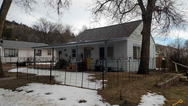 338 Canton, Hot Springs, SD 57747 (MLS #153634) :: Heidrich Real Estate Team