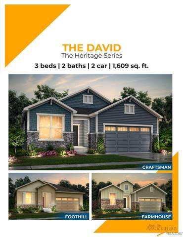 TBD Clementine Ct, Rapid City, SD 57703 (MLS #153635) :: Christians Team Real Estate, Inc.