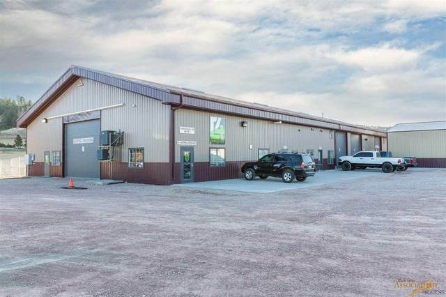 11850 Quaal Rd, Black Hawk, SD 57718 (MLS #153638) :: Heidrich Real Estate Team