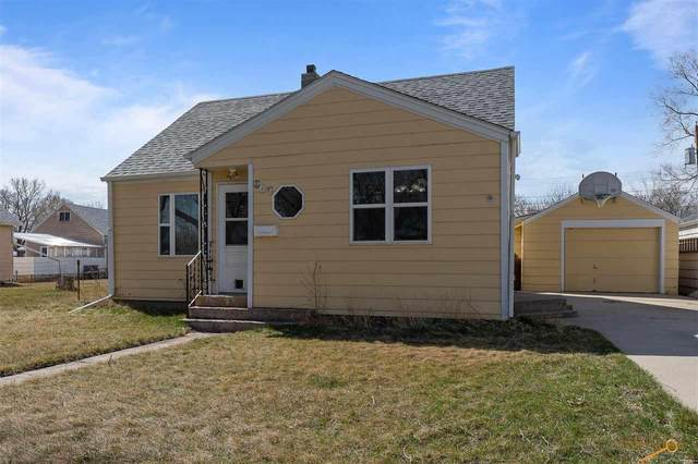 807 Holcomb Ave, Rapid City, SD 57701 (MLS #153639) :: Heidrich Real Estate Team