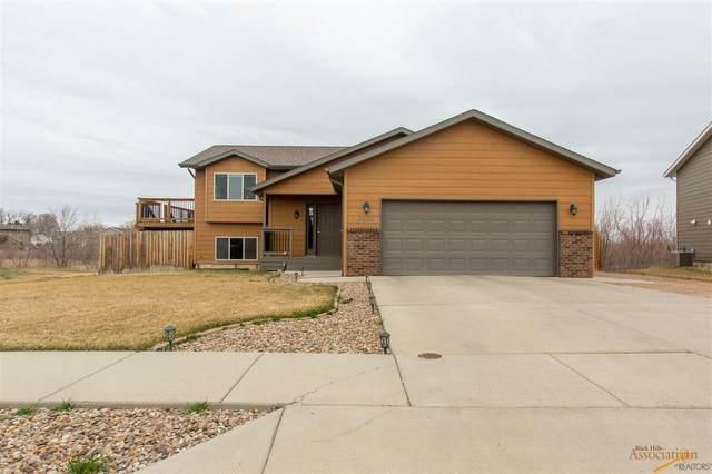 3556 Knuckleduster Rd, Rapid City, SD 57703 (MLS #153641) :: Christians Team Real Estate, Inc.