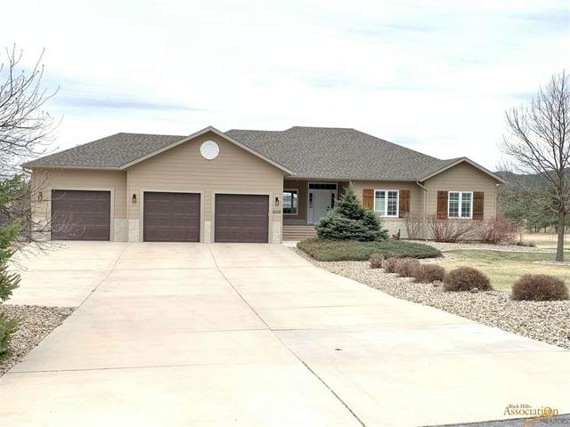 16630 Elk Horn Rd, Piedmont, SD 57769 (MLS #153642) :: Heidrich Real Estate Team