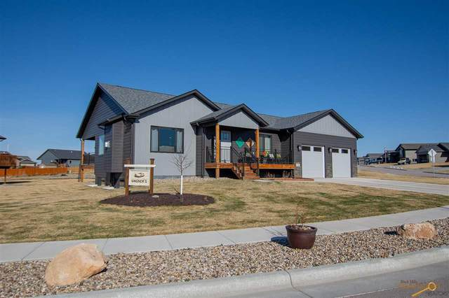 34 Giants Dr, Rapid City, SD 57701 (MLS #153644) :: Heidrich Real Estate Team