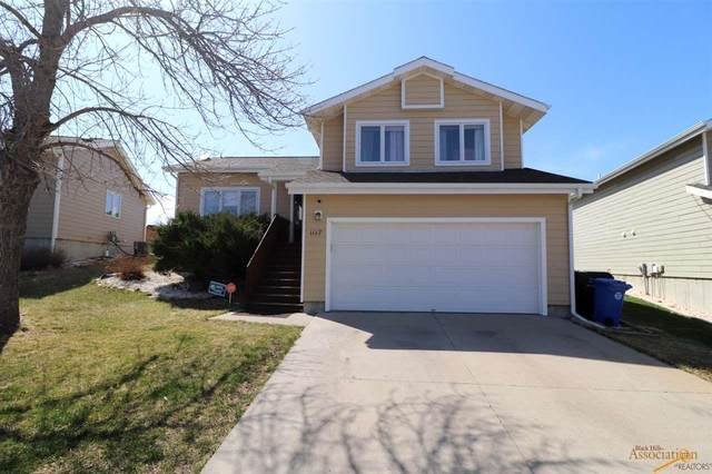 1117 Range View Cir, Rapid City, SD 57701 (MLS #153645) :: Christians Team Real Estate, Inc.