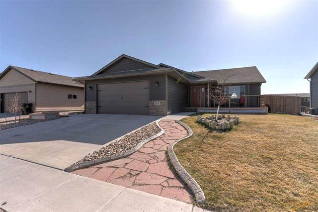 4916 Tupelo Dr, Rapid City, SD 57701 (MLS #153647) :: Heidrich Real Estate Team