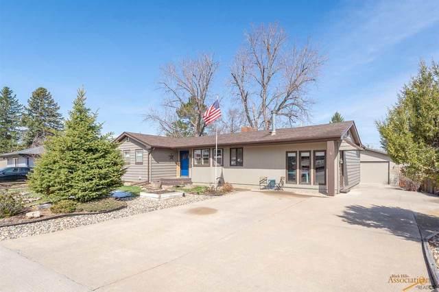 3810 Crocus Ln, Rapid City, SD 57702 (MLS #153648) :: Christians Team Real Estate, Inc.