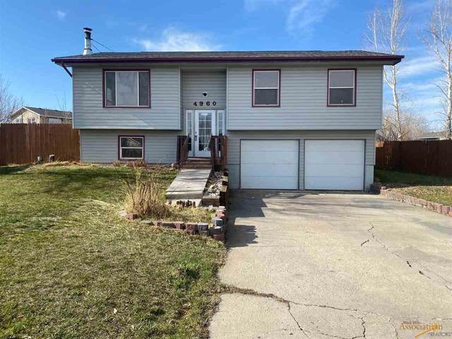 4960 Johnston Dr, Rapid City, SD 57703 (MLS #153649) :: Heidrich Real Estate Team