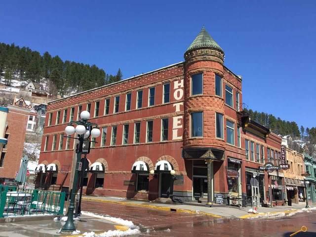 628 Main St, Deadwood, SD 57732 (MLS #153651) :: Christians Team Real Estate, Inc.
