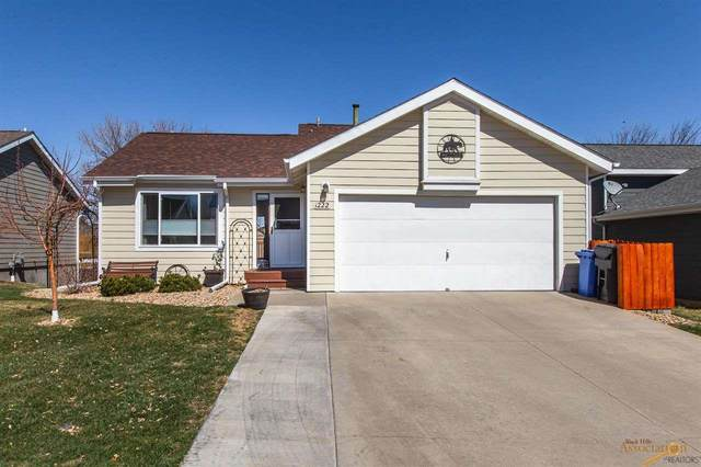 1222 Harvest Ln, Rapid City, SD 57701 (MLS #153656) :: Christians Team Real Estate, Inc.