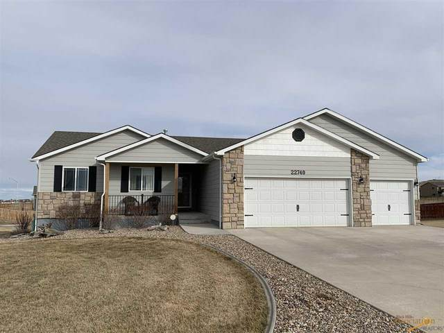 22740 Partridge Ln, Box Elder, SD 57719 (MLS #153662) :: Heidrich Real Estate Team