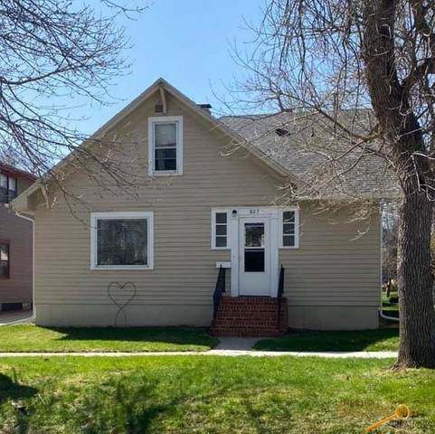 823 St James, Rapid City, SD 57701 (MLS #153667) :: Heidrich Real Estate Team