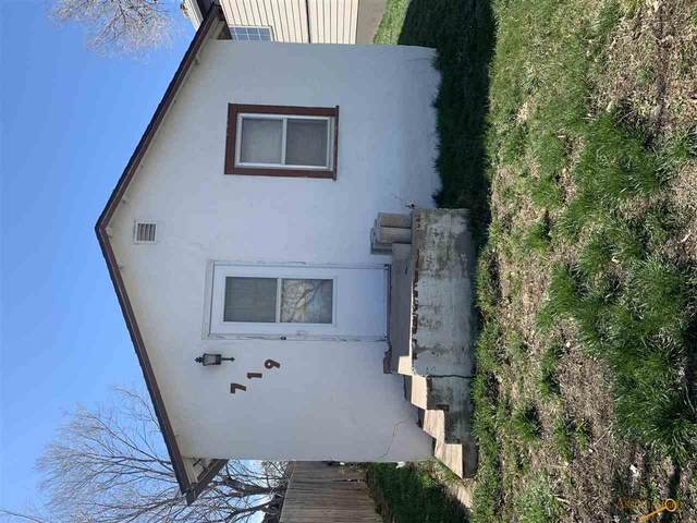 719 Willsie Ave, Rapid City, SD 57701 (MLS #153681) :: Heidrich Real Estate Team