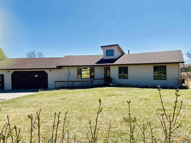 5209 Ridgeview Rd, Rapid City, SD 57702 (MLS #153682) :: Heidrich Real Estate Team