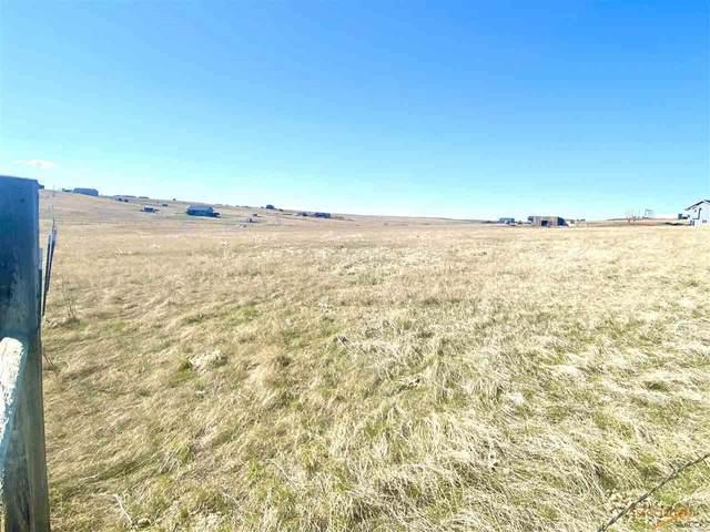 TBD Antelope Creek Rd, Box Elder, SD 57719 (MLS #153683) :: Heidrich Real Estate Team