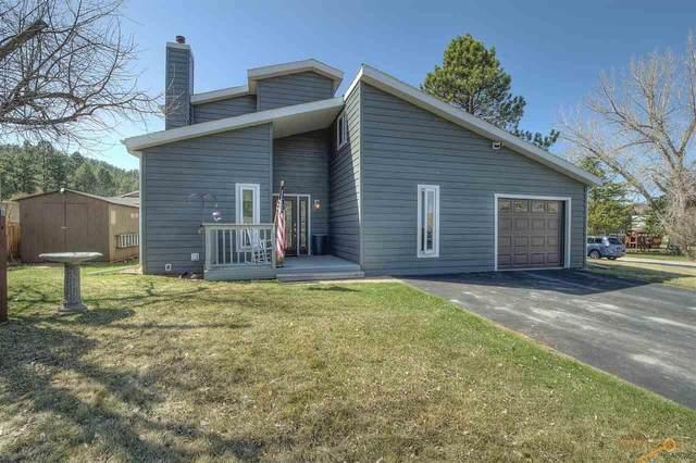 4525 Steamboat Cir, Rapid City, SD 57702 (MLS #153689) :: Heidrich Real Estate Team
